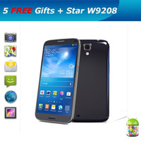 Wholesale Star W9208 N9000 Octa Core MTK6592 smart phone Ghz GB RAM GB ROM inch x720 Android Front MP Rear MP cell phone