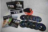 Cheap Drop Shipping Top Quality Shaun T's FOCUS T25 DVD Workout latest DVD Movies TV Series