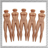 Cheap Wholsale Golf Club Model Plastic Nude lady Tees Woman Manikin 50pcs lot DCT SPORT