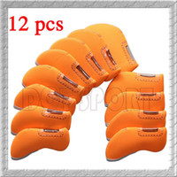 Wholesale New Golf Iron Case Neoprene Covers Set Headcovers DCT SPORT