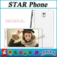 Best Star N8000 Quad Core Phone Android4.2.2 Air Gesture 1G RAM 4G ROM With 5.5Inch TFT Screen 13.0MP Camera 3G GPS MTK6582 Cell Phone MD0672