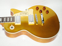 Wholesale NEW Custom Gold Top Electric Guitar VOS guitar Chinese guitar