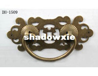 Cheap Chinese antique furniture, copper bronze handle handle DH-1509 three color options