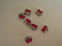 Wholesale Charms For Locket Family Heart Charms Minimum Order Can Mixed Wiith Other Design