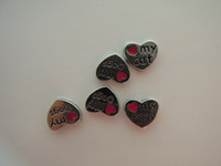Wholesale Charms For Locket I Love My Dog Minimum Order Can Mixed Wiith Other Design