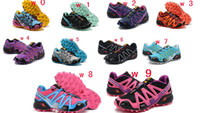 Wholesale New Arrival colors Great Quality Women Salomon Shoes Women Athletic Shoes Free Run Salomon Running Sports Shoes Size