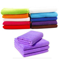 Wholesale 70x140CM quot x55 quot Microfibre Sports Travel Gym Fitness Beach Swim Camping Bath Towel New
