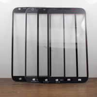 Wholesale Gray Front Outer Screen Glass Lens Touch Screen LCD Digitizer Cover For Samsung Galaxy Note II N7100