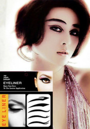 Wholesale Eyeliner Stickers Fashion Makeup Tattoo Tool High Quality Eye Tattoos Shadow Easy To Use