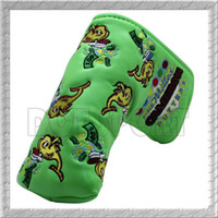 Wholesale New LAS VEGAS DANCING WHALES putter cover golf headcovers DCT SPORT