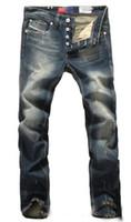 Wholesale New arrival Men s Brand Jeans Casual New Style famous brand Cotton Men Jeans