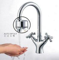 Wholesale Automatic faucet sensor mixer auto tap auto spout electronic faucets