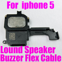 Wholesale Super quality Replacement Loud Speaker Buzzer Ringer Speaker Flex Cable Ribbon For iPhone G churchill