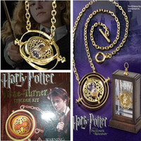 Wholesale Fashionable and Pretty Time turner pendant Necklace Hermione Grainer Time Turner Necklace in Harry Potter