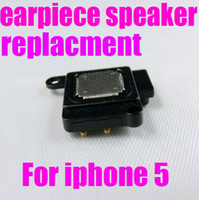 Wholesale Brand New Earpiece Ear Piece Sound Speaker Replacement Parts for iPhone G churchill