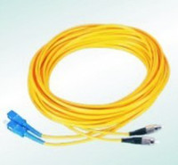Wholesale FC PC SC PC Fiber Optic Patch Cord Hot Sale