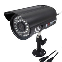 Wholesale 36 LED Color CCTV IR Day Night Vision Digital CMOS Video Camera Black Adeal