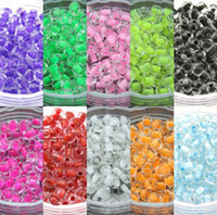 Seed Angel mix color Fashion 50g lot4MM 10colors DIY With core round glass seed beads jewelry findings