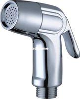 Wholesale Chrome ABS Portable Bidet Hand Held Shower Head Bidet Toilet Sprayer