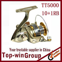 Wholesale Spinning fishing reel Tackle reels brand cortez ice fish coil Pesca free basspro Baicasting Trolling Sea Boat TOPWIN