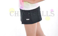 Wholesale high quality original VS lady badminton shorts pants badminton jersey culottes badminton sportswear