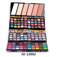Wholesale Matte Shadow Naked Eye shadow Palette Foundation color Wet Shadow Eyeshadow Makeup JU