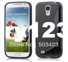 Wholesale S Line Design Soft Gel Case For Samsung Galaxy S4 Mega