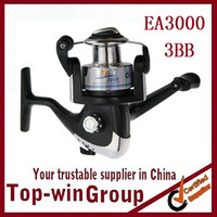 Saltwater EA3000  Promotion products Whole Sale boat fishing spinning wheel spinning reel fishing Reels Plastic Head fishing reels Free Shipment