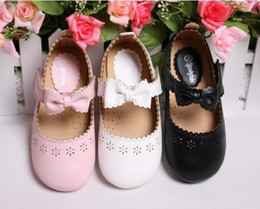 Wholesale Wholesales spring summer new Baby Kids Children s student girls princess casual shoes HH