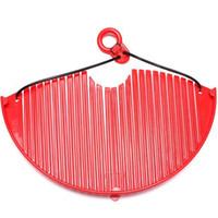 Wholesale Red Portable Kitchen Tool drain rack dish rack finishing frame storage shelf Multifunction Rack