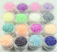 Seed Angel mix color Free shipping 40g lot 9colors 3mm Fashion DIY Czech round glass seed beads jewelry findings