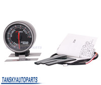 Wholesale High Quality Universal AP MM AIR FUEL GAUGE ELECTTRO LUMINESCENT black Have in stock quick shipping TK AP60007 B