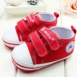 Wholesale Casual baby sports shoes Soft outsole skid proof toddler shoes hot sale