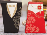 Wholesale CB3111 sweet boxes gift box wedding supplies creative candy box candy bag Wedding Favor Holders huihui2014