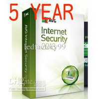Wholesale AVG Internet Security Years PC from to users code NEW NEW