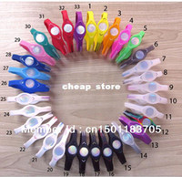 Wholesale Fashion Energy Power Silicone Wristband Bracelets with Hologram Wristband Band without retail box