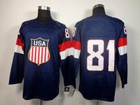 Cheap 2014 Sochi Olympics Team USA #12 Phil Kessell Hockey Jersey Fast & Free Shipping Stitched Numbers
