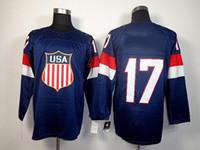 Cheap 2014 Sochi Olympics Team USA #17 Ryan Kesler Hockey Jersey Fast & Free Shipping Stitched Numbers