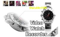 Wholesale Mini Spy Watch GB Video Recorder Hidden Camera DVR HD Camcorder USB CABLE pc