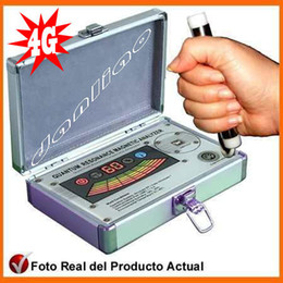 Wholesale 2014 latest G English Spanish French Portuguese quantum magnetic resonance health analyzer with quad cores over accuracy DHL free