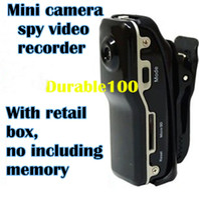 Wholesale Mini DV Sports Digital Video Recorder MD80 DVR Hidden Camera with retial box pc