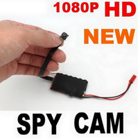 Wholesale NEW Micro Camera High definition mini dvr mini SPY video camera smallest wireless camera Spy Cam GB supported