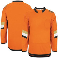 Wholesale Anaheim Blank Stadium Series Men s Premier Jersey Orange