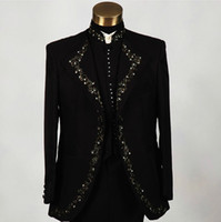 Custom made Groom Tuxedos 2013 Formal Best Men's Suits Groom...