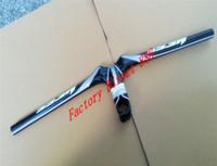 Wholesale Full Carbon NESS MTB Bike Handlebar Integrated Handlebar Bicycle Parts nf55 carbon bike handlebar