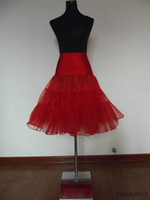 Wholesale 2014 quot s Retro Underskirt Swing Vintage Petticoat Fancy Net Skirt Rockabilly Tutu Colores To Choosing hk003
