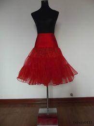 Wholesale 2014 quot s Retro Underskirt Swing Vintage Petticoat Fancy Net Skirt Rockabilly Tutu Colores To Choosing hk003