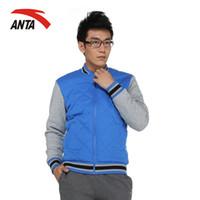 Wholesale Anta genuine cotton men s jackets new autumn and winter jacket tide baseball jersey