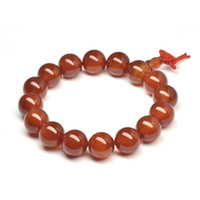 Wholesale Brazil imports natural agate bracelet MM onyx rosary beads manufacturers