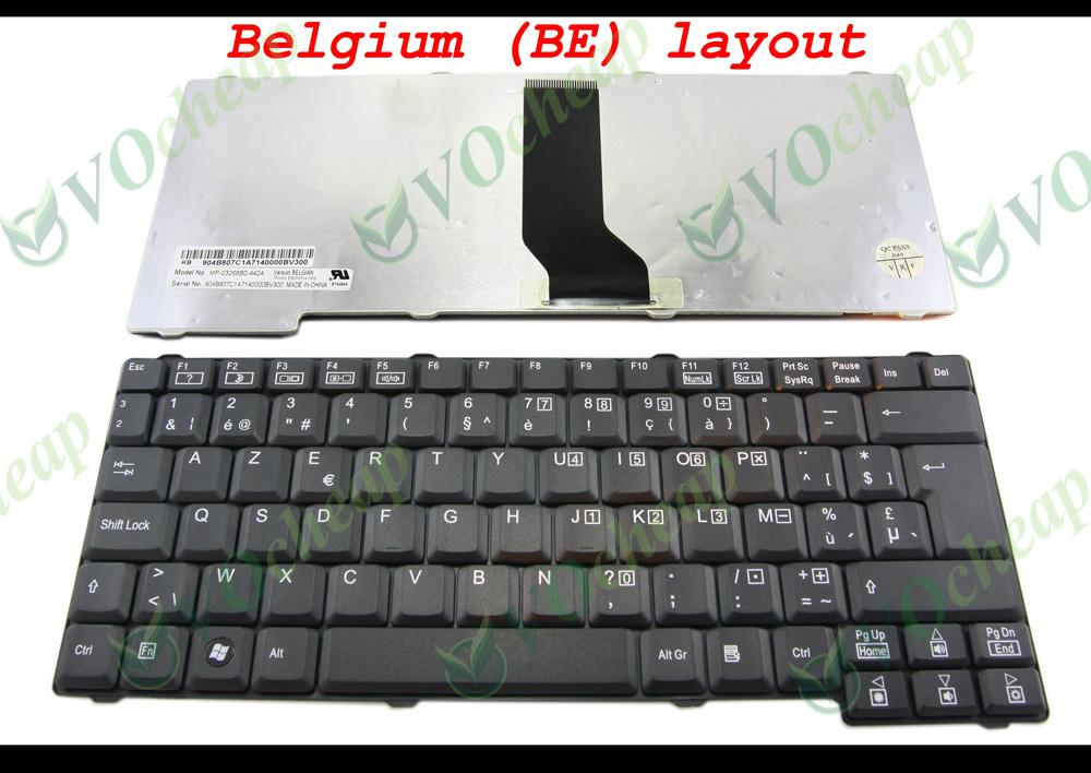 New And Original Notebook Laptop Keyboard For Acer Travelmate 200 ...